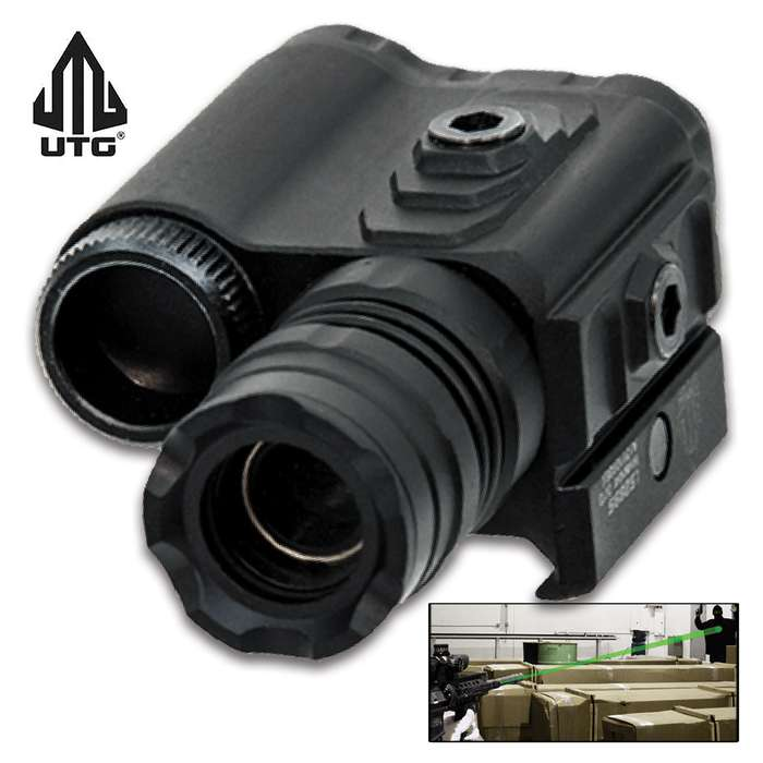 Gives you rapid target acquisition in high stress situations and has mounting and operation capabilities for a variety of uses