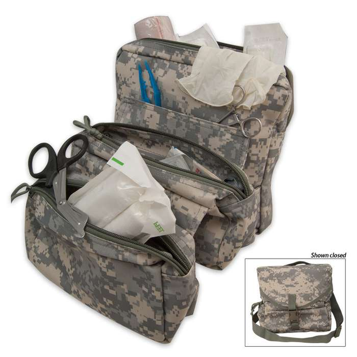 Elite M3 Medic Bag