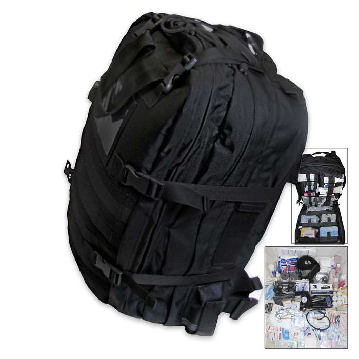 Elite FA 140 Stomp Medical Kit