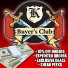 BUDK 12-Month Buyers Club Membership