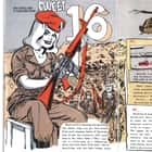 "Vietnam Comic Book M16 Rifle Instructions - Full Color Illustrations, 30 Pages, Operation And Maintenance Guide - Dimensions 5""x 7"""