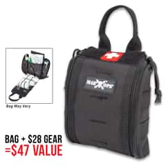 EDC Medic Kit Mystery Bag - Variety Of Medical Gear, $55 Value, Brand New Items, Great Gift Idea