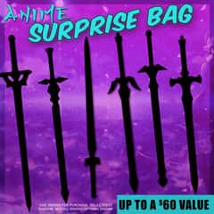 Anime Surprise Bag - 1 Sword
