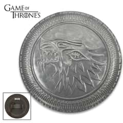 Game Of Thrones Officially Licensed Stark Infantry Shield