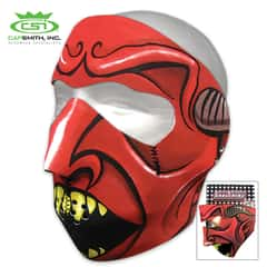 Speed Demon Neoprene Face Mask