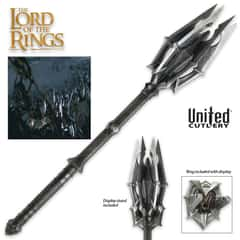 The Mace of Sauron And The One Ring