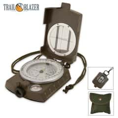 Trailblazer Military Style Compass