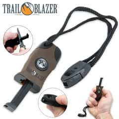 Trail Blazer Multi-Functional Survival Tool