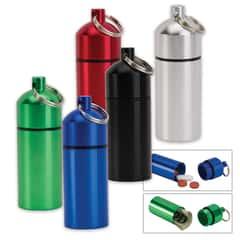 Aluminum Storage Cache Set