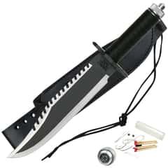 Rambo II First Blood Fixed Blade Knife