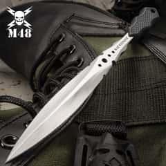 M48 Stinger Urban Dagger With Shoulder Harness