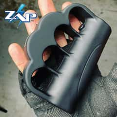 Self Defense Knuckles Stun Gun
