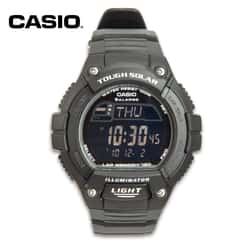 Casio Sport Solar Multi-Function Atomic Watch