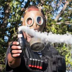 Pull-Pin Smoke Grenade