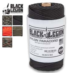 Black Legion Paracord - 300'