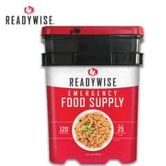 120 Serving Entrée Only Grab-and-Go Food Kit