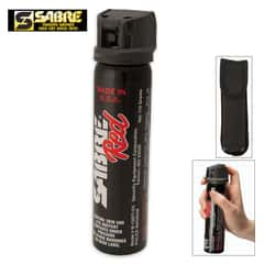 Sabre Magnum Pepper Spray 4.4 oz. With Flip Top And Holster