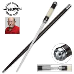 Gil Hibben Custom Self Defense Sword Cane