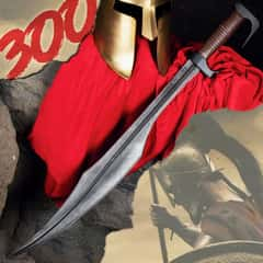 300 Spartan Warrior Replica Sword