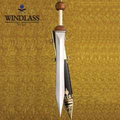 Maintz Pattern Replica Roman Gladius - Wasp-Waisted, Long Point - Length 28""