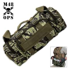 M48 OPS Tiger Stripe Camo Response Pack