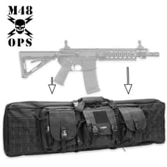 M48 OPS Double Sided Rifle Bag