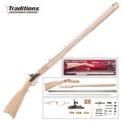Traditions Kentucky Rifle Kit - Build It Yourself