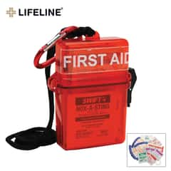 Lifeline Weather Resistant First Aid Kit
