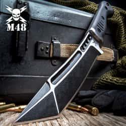 M48 Sabotage Tanto Fighter Knife