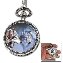 Wolf Pocket Watch