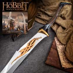 The Hobbit Mirkwood Infantry Sword
