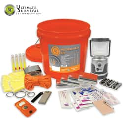 UST Shelter In Place Survival Storm Bucket Kit