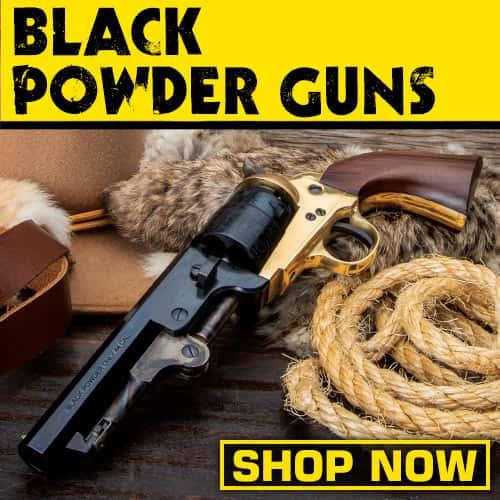 BLACK POWDER GUNS