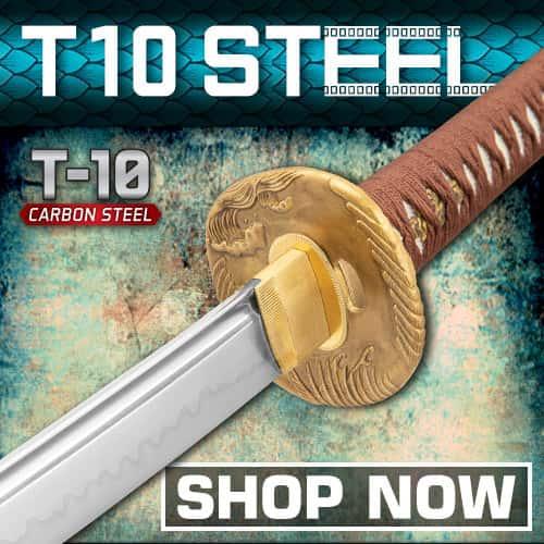 T10 STEEL SWORDS