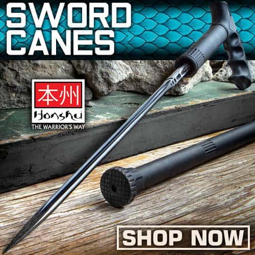 Sword Canes