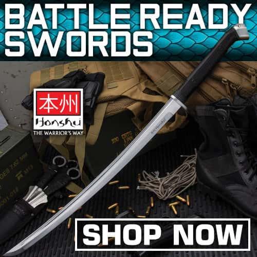 Battle Ready