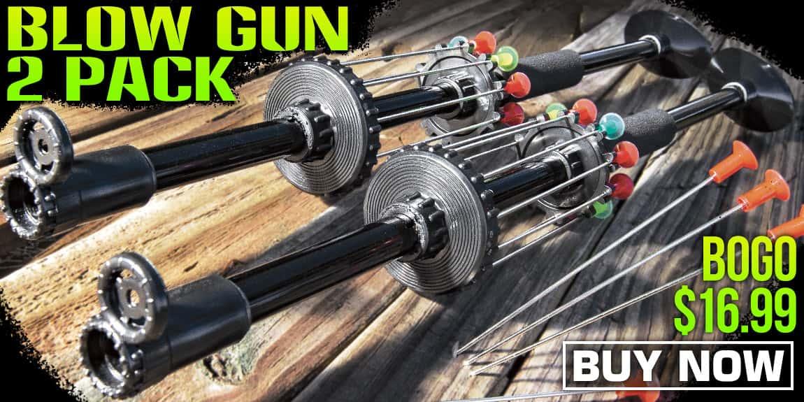 Bushmaster Blow Gun