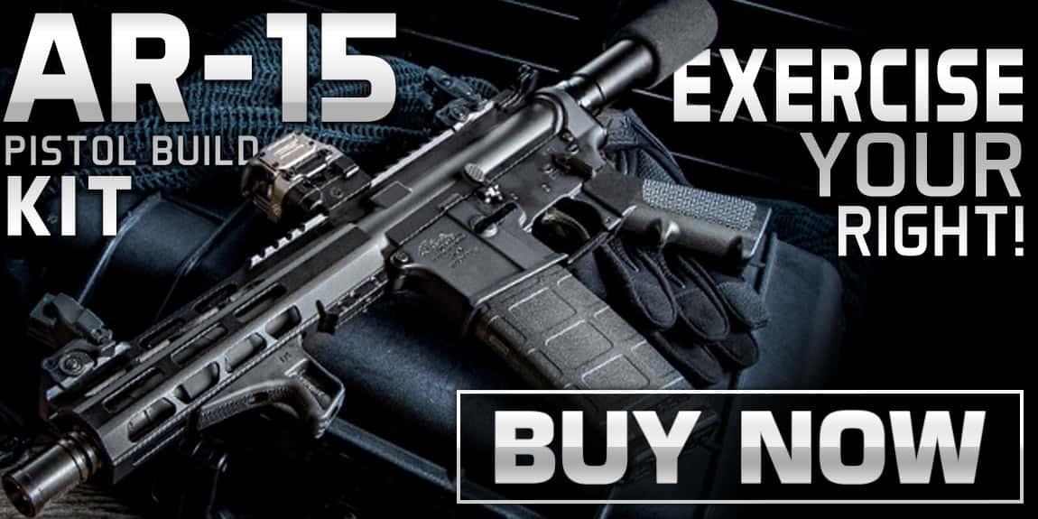 TacFire AR-15 Pistol Build Kit
