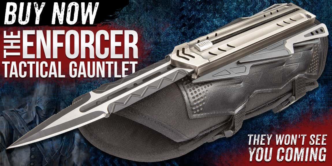 The Enforcer Tactical Gauntlet