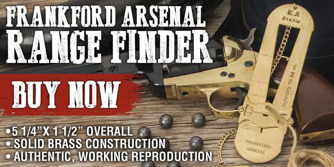 Frankford Arsenal Range Finder