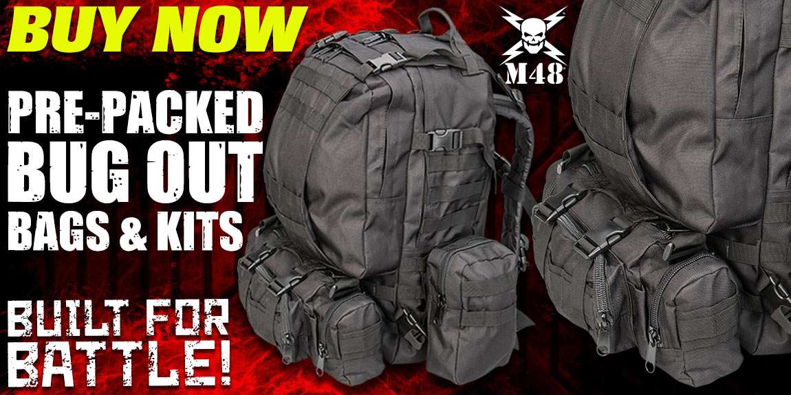 M48 Bugout Mystery Bag XXL