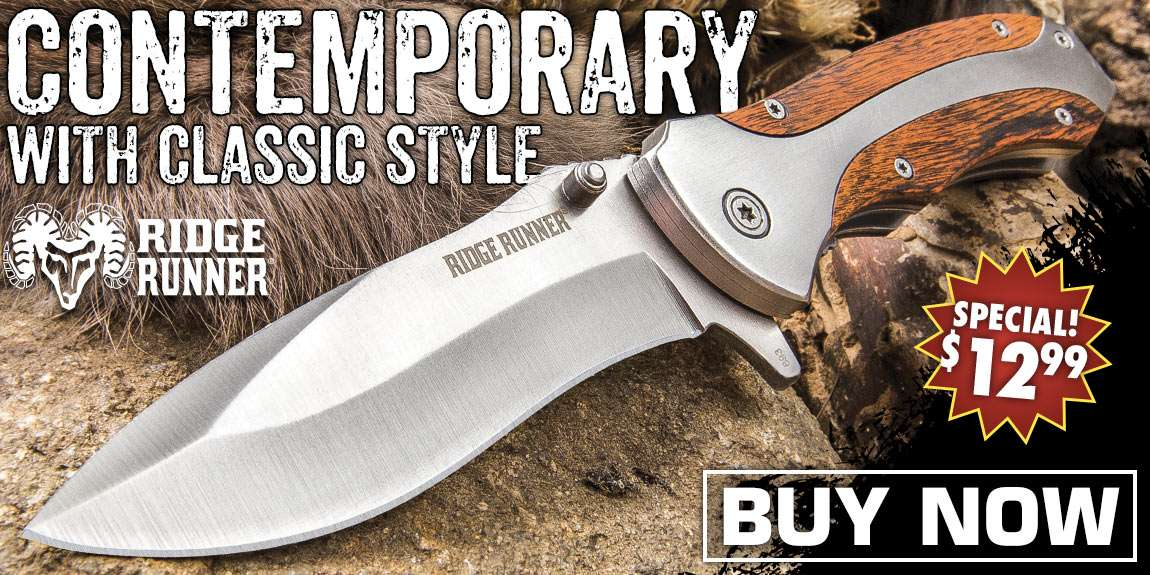 Herdsman Traditional Assisted Opening Pocket Knife