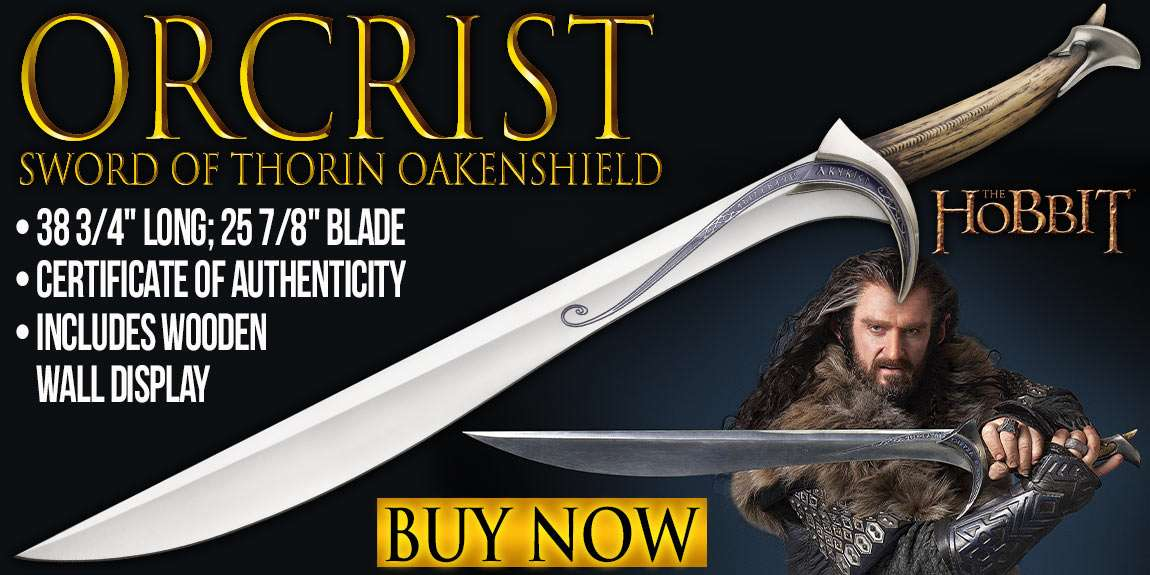 United Cutlery Orcrist Sword Of Thorin Oakenshield