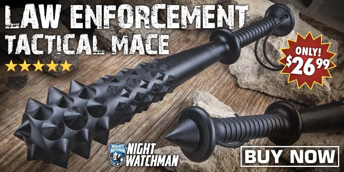 Night Watchman Law Enforcement Tactical Mace