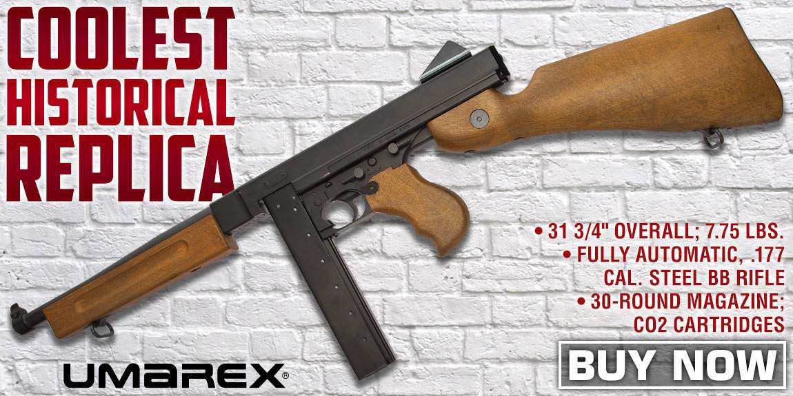 Umarex Legends M1A1 BB Rifle