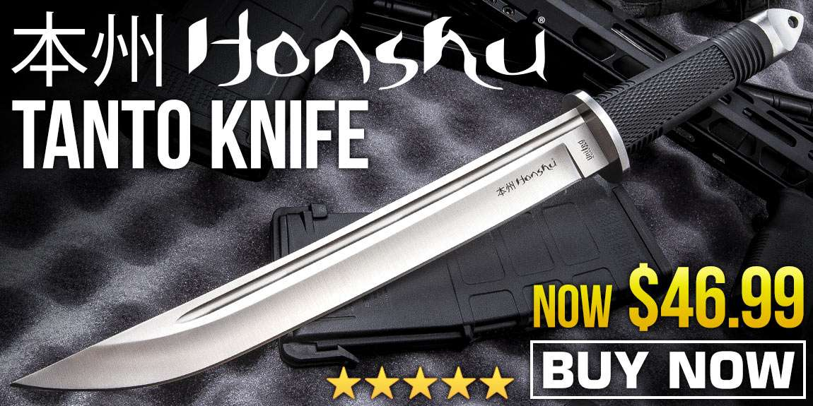 United Cutlery Honshu Tanto Knife