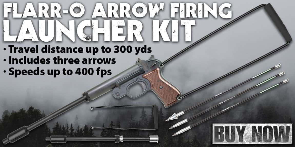 Runway Sub-Cal Flarr-o Arrow Firing Launcher Kit
