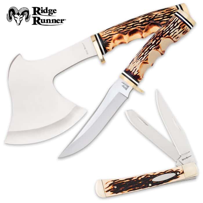 Ridge Runner Hunters Gift Set