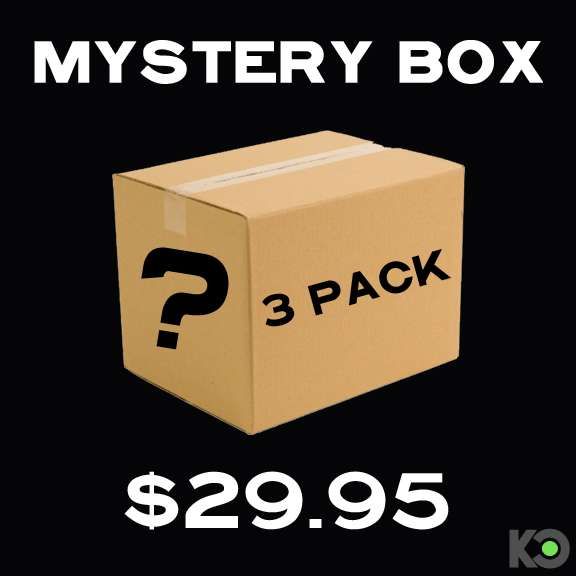 MYSTERY KNIFE PACK (3 KNIVES)