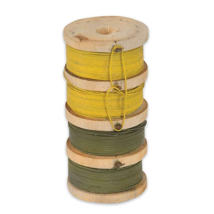 GI Trip Wire for Airsoft And Survival Snares - 160 Ft. On Spool